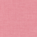 Candy Pink Micro-Gingham - 45""