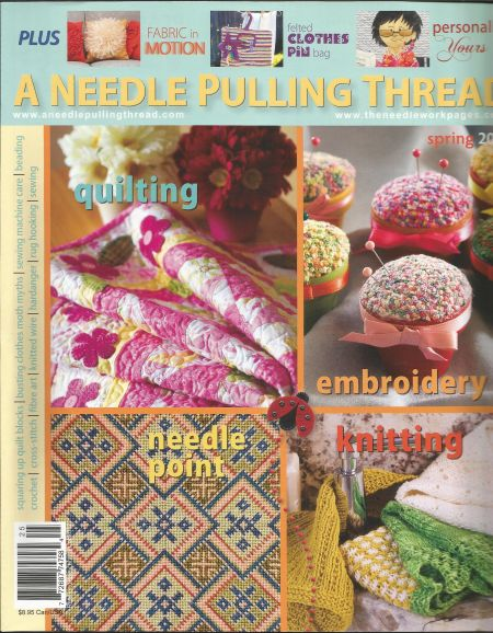 A Needle Pulling Thread Vol. 7 Issue 1