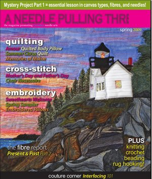 A Needle Pulling Thread - Vol. 4 #2 - 1 Copy left
