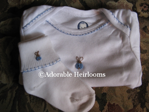 Onesie/Sock Set - Click here for info