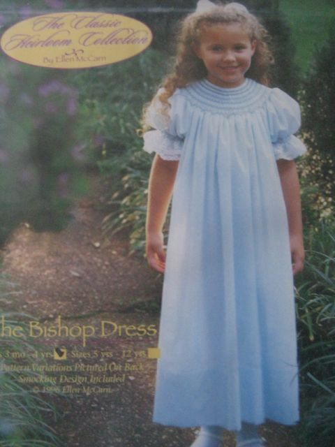 The Bishop Dress size -5-12 years
