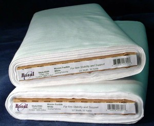 Fusible Interfacing - 100% Cotton, Woven