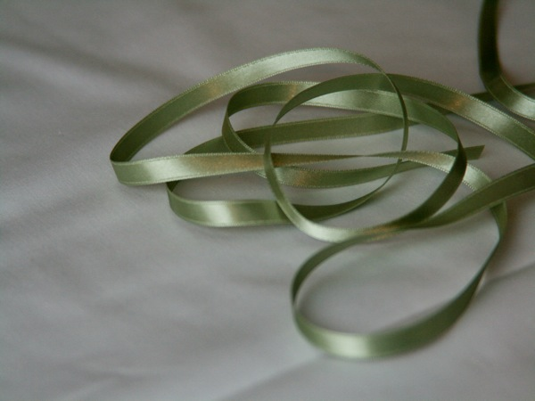 "1/4"" Polyester Double Faced Satin Ribbon #31"