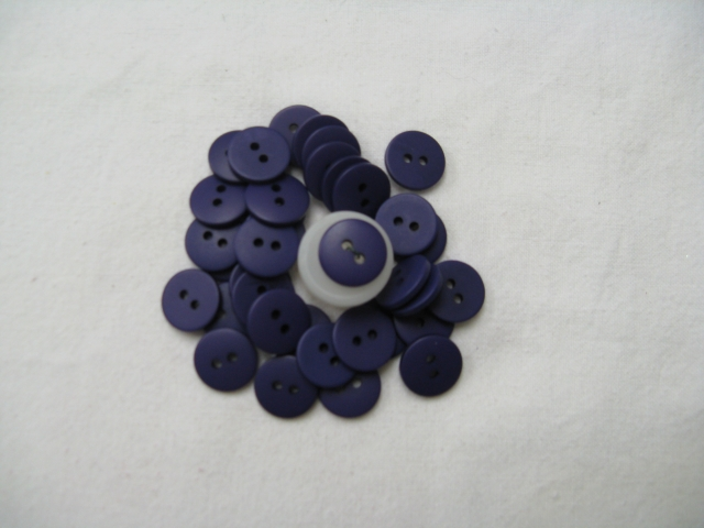 2 Hole Purple