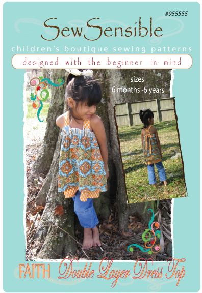 The Faith Dress - Size 6mths -6 years
