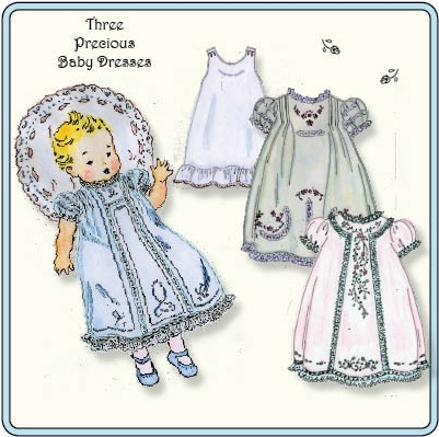 Revised Baby Daydresses - by OFB