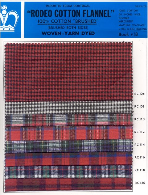 Deluxe Flannel - Red Plaid