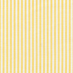 "Cottontail Stripe - Yellow - 60"" width"