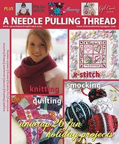 A Needle Pulling Thread - Vol. 6 #4 - Festive Issue 1 Issue Left