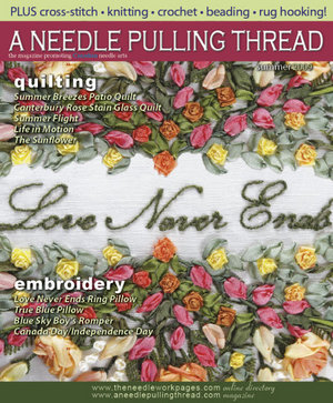 A Needle Pulling Thread - Vol. 4 #3 - 1 Copy left