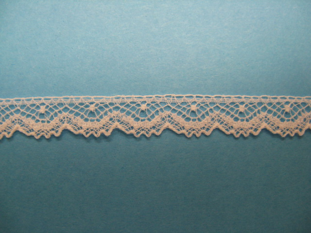 White Edging - 1/4""